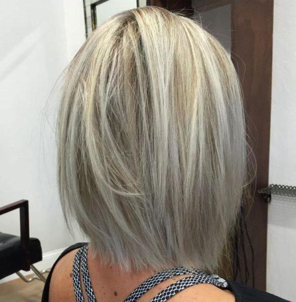 Coupe de cheveux fins femme 50 ans