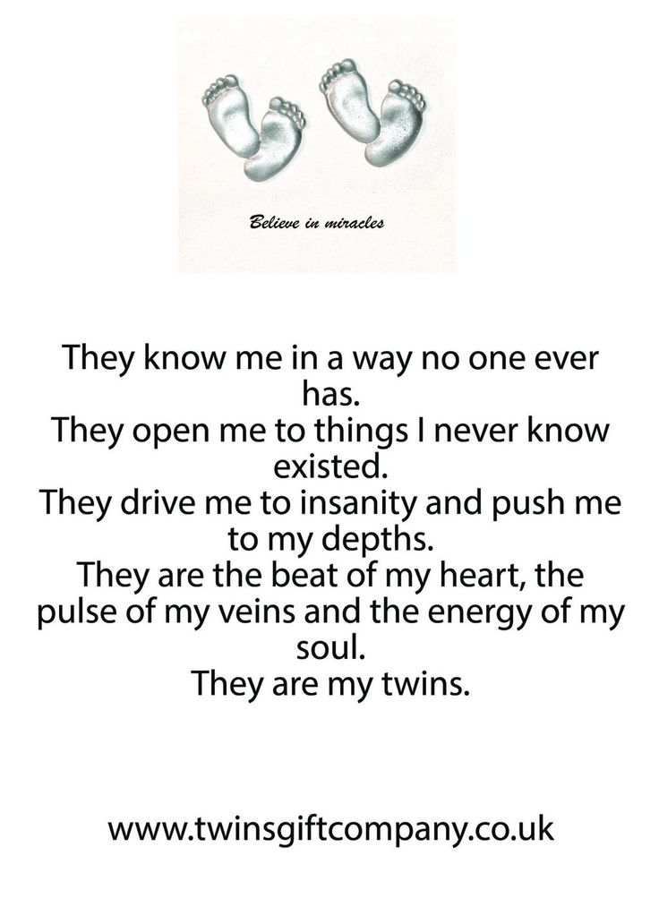 Mother Quotes A Twin Poem Shared By Wwwtwinsgiftcompanycouk