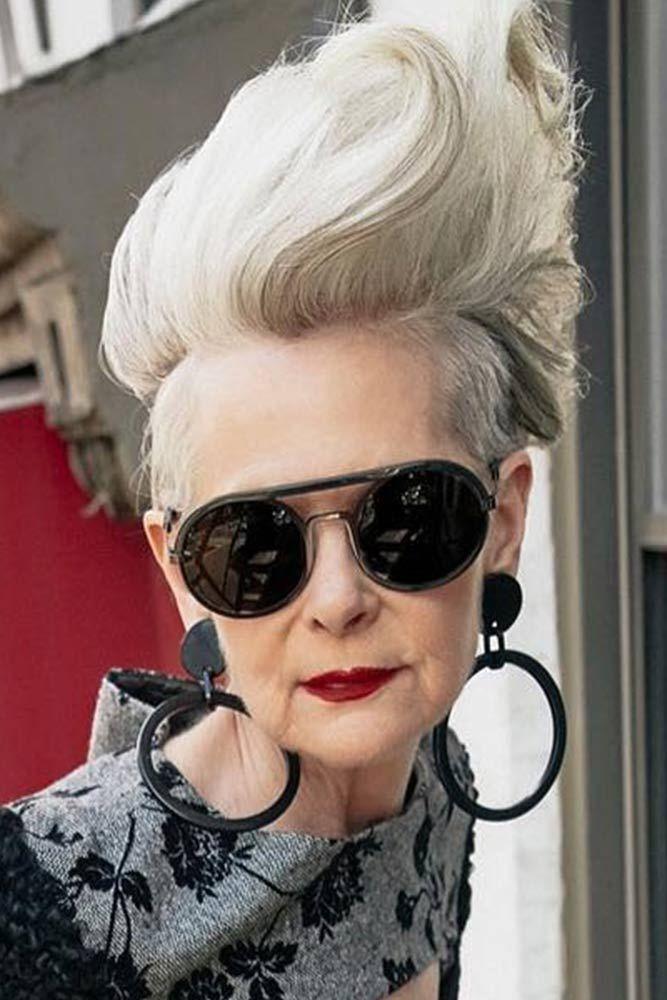 style femme 50 ans : 34 incroyablement belles coupes de