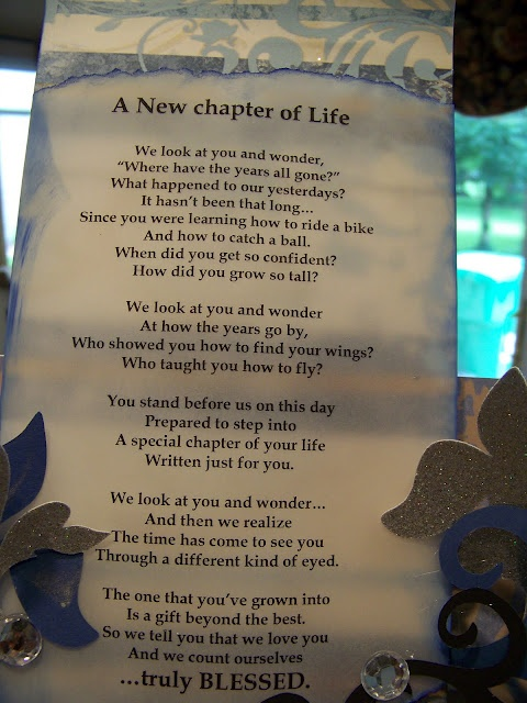 mother quotes creations from my heart graduation poem
