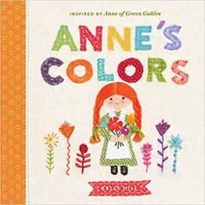 Les couleurs d'Anne