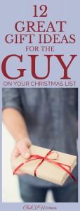 12 idées cadeaux pour les gars sur votre liste de Noël