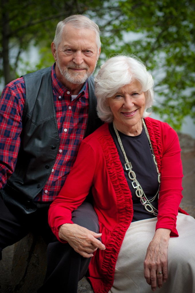 Papa et maman Jacobson