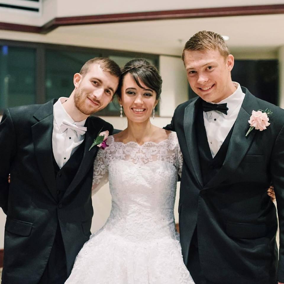 Une prière pour la mariée d'un jour de mon fils