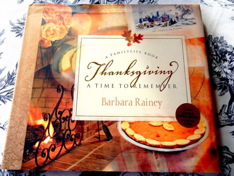 Thanksgiving par Barbara Rainey