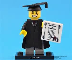 Lego Minifigures Series 5 - Diplômé