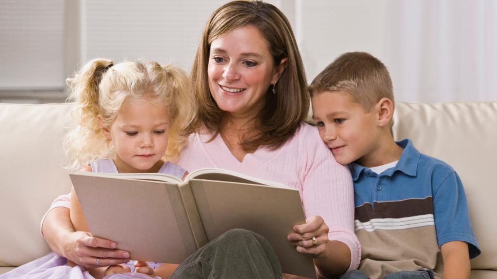 Des livres d'images à lire à haute voix à vos petits